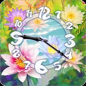 App Flower Clock Live Wallpaper APK for Windows Phone
