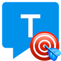 Textra SMS iOS Style Emojis icon