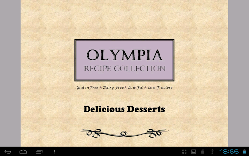 Delicious Dessert Free Recipes