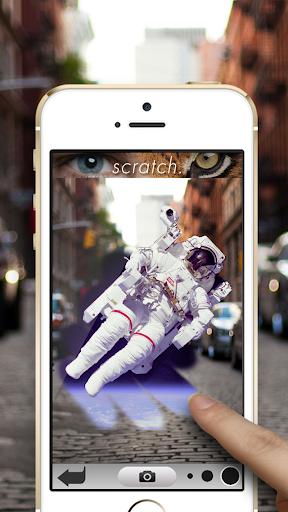 Scratch-Off Picture