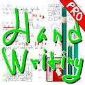 Handschrift Notizen Pro icon