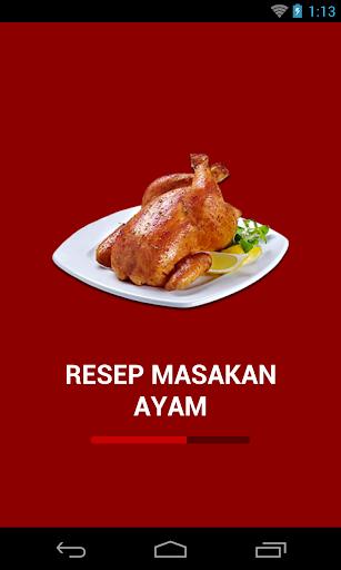 Resep Ayam Sederhana