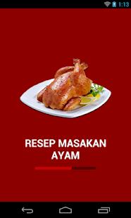 download resep ayam sederhana apk to pc download android