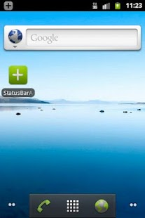 StatusBarAddon- screenshot thumbnail