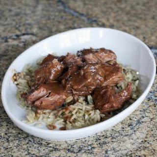 Simple Slow Cooker Sirloin Tips