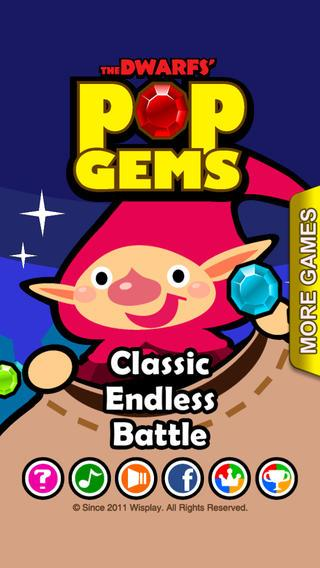 Pop Gems!- screenshot