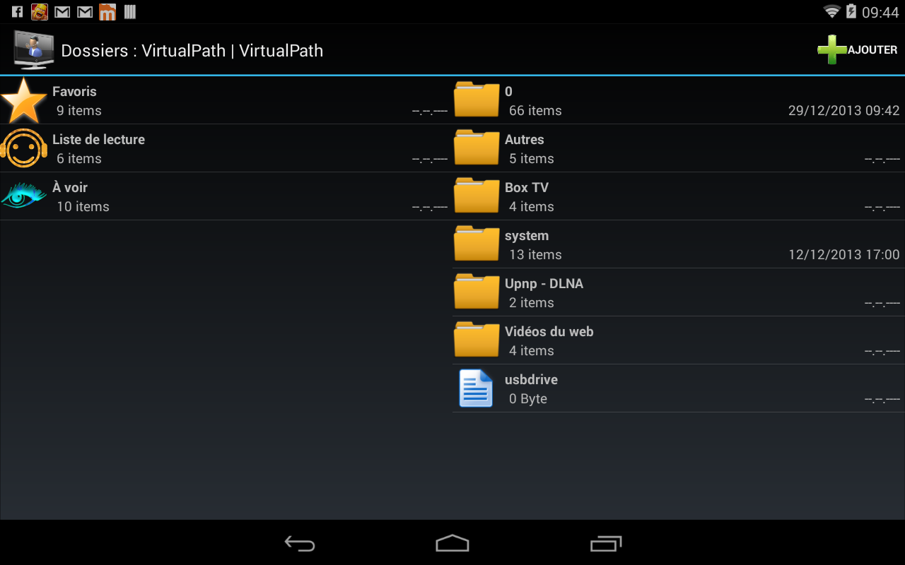 Freebox TV - screenshot