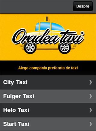 Oradea Taxi