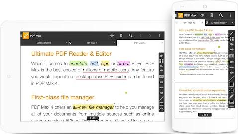 PDF Max Pro - The PDF Expert! Screenshot 20