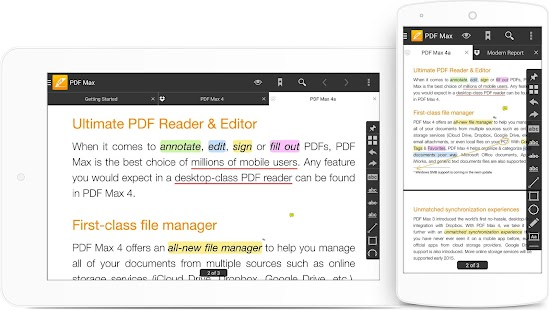 PDF Max Pro - The PDF Expert! Screenshot 20