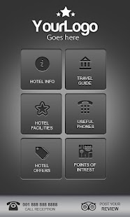 InHotelApp - screenshot thumbnail
