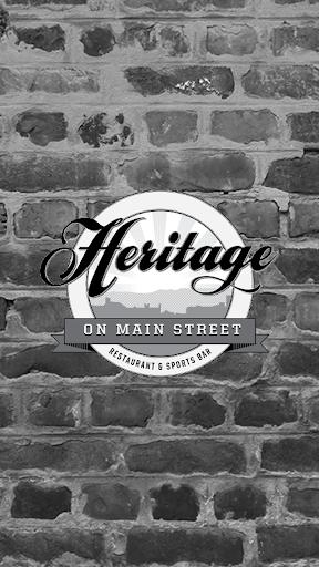 Heritage on Main Street