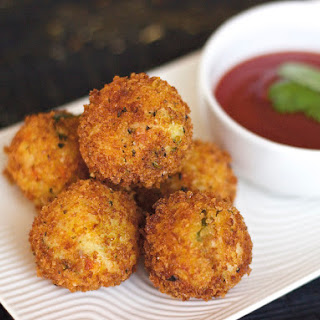 Rice and cheese Balls / Arancini
