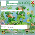 gosms st. patricks beer theme