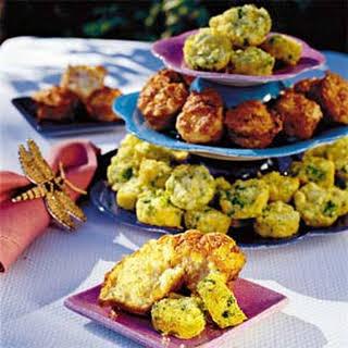 Broccoli Cornbread Muffins.