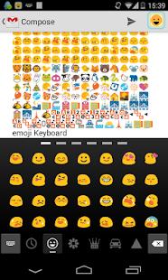 Emoji Keyboard for Facebook