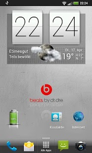 MoreBeats Sense 3.6 Skin - screenshot thumbnail