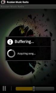 Russian Music Radio- screenshot thumbnail