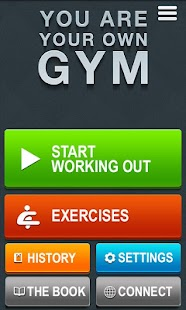 You Are Your Own Gym- screenshot thumbnail
