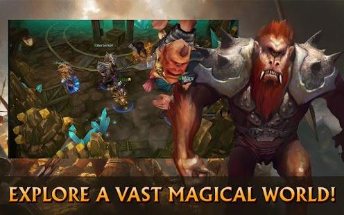 BLACK GATE: INFERNO - screenshot thumbnail