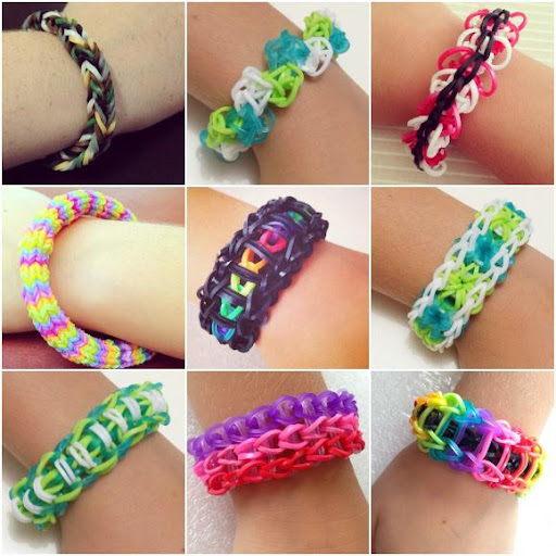 Rainbow Loom Charms Tutorial