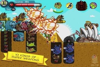Zoombie Digger Screenshot 3