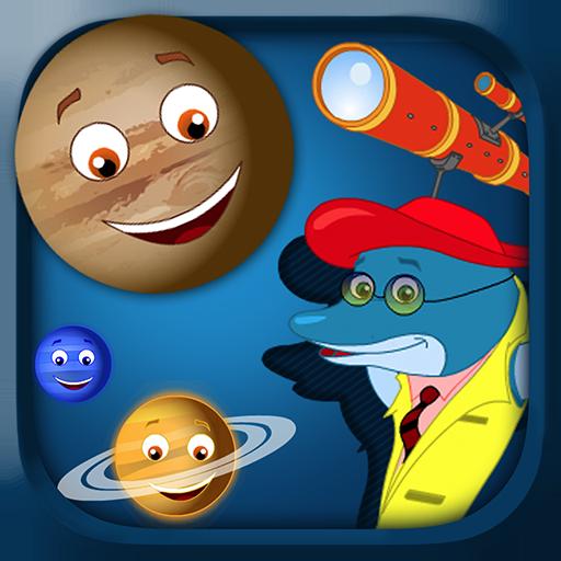 Dr.D's Spectacular Space LOGO-APP點子