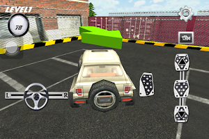 Screenshot of Car Parking Experts 3D HD