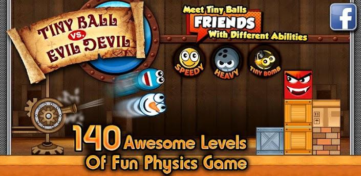 ������ ������� : Tiny Ball Vs. Evil Devil