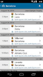 Live Soccer TV broadcast guide v2.0