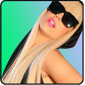 Lady Gaga HD widget