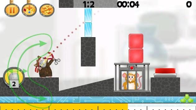 Hamster: Attack! APK screenshot thumbnail 2