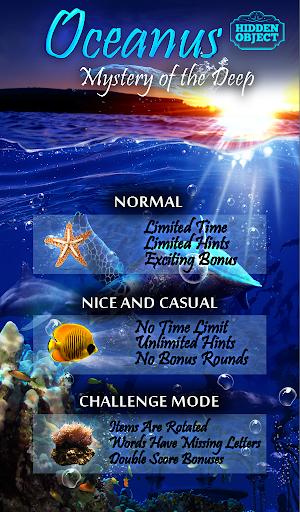 Oceanus: Mystery of the Deep
