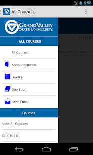 myBlackboard- screenshot thumbnail