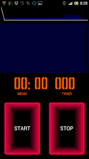 TRONICA Retro Cyber StopWatch - screenshot thumbnail