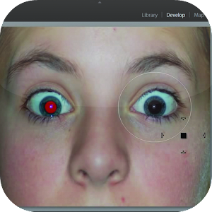 android red eye removal