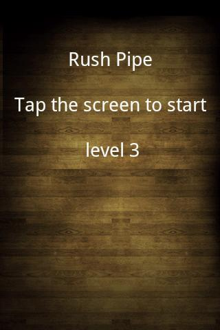 Rush Pipe - screenshot