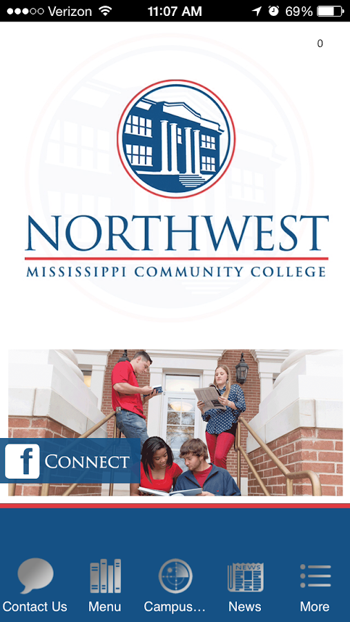 Northwest Mississippi College- screenshot