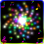 Music Galaxy Live wallpaper