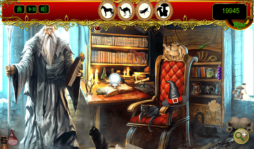 Hidden Object Knight War Free
