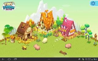 Screenshot of Tiny Farm Live Wallpaper