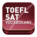 TOEFL & SAT Vocabulary Prep icon
