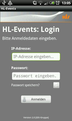 HL-Events
