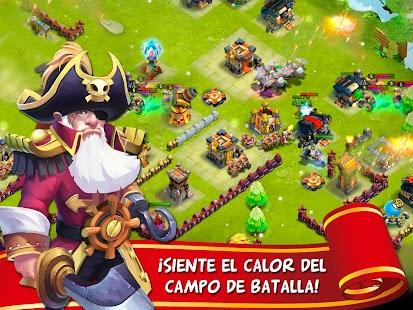 Castillo Furioso: Castle Clash