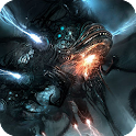 Alien War HD Live Wallpaper icon