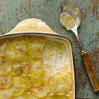 Gratin Dauphinoise (Scalloped Potatoes)