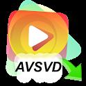 AVS Video Downloader icon