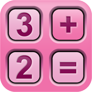 Apps apk CoolCalc-Pink/CircuitBoard  for Samsung Galaxy S6 & Galaxy S6 Edge