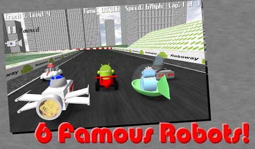 Race the Robots