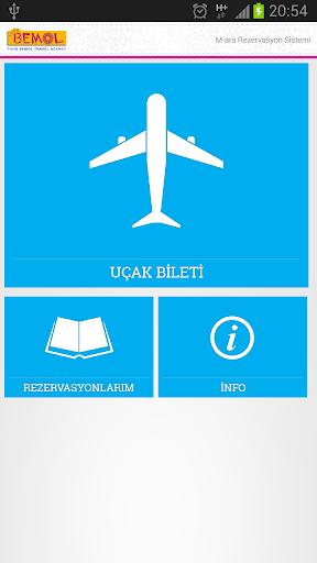 Uçak Bileti Tour Bemol